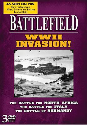 BATTLEFIELD WWII INVASION (DVD)
