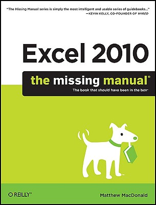 Excel 2010 By MacDonald, Matthew